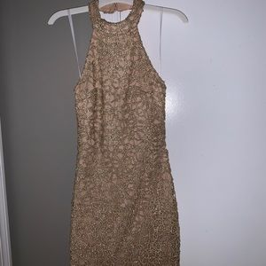Bee Darlin mid-length dress